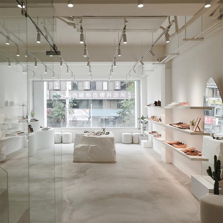 D+AF 南西旗艦店 南西門市 中山商圈 南西商圈 打卡景點 女鞋店