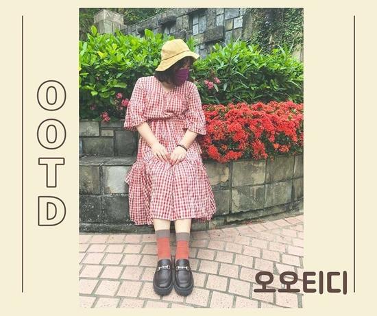 鬆糕底馬銜釦樂福鞋 @annyeonglj-LJ樂福鞋穿搭 棉花糖女孩穿搭參考