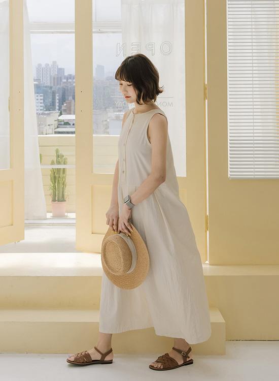 多層次平底編織涼鞋 方頭涼鞋 涼鞋推薦 編織涼鞋 愛莉莎莎穿搭