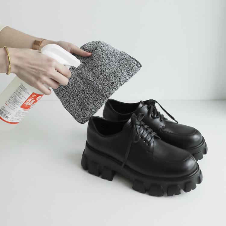 D+AF 回歸上班!回家多一個步驟更安心 鞋子消毒 擦拭清潔